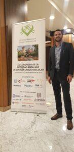 WinterSun James en El Dr. Pedro Aranda en la inauguración oficial del XV Congreso de la Sociedad Andaluza de Cirugía Cardiovascular