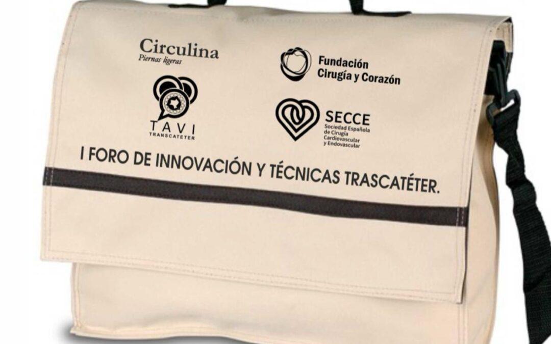 Circulina de WinterSun Pharma patrocinador del I Foro de Innovación y Técnicas Transcatéter